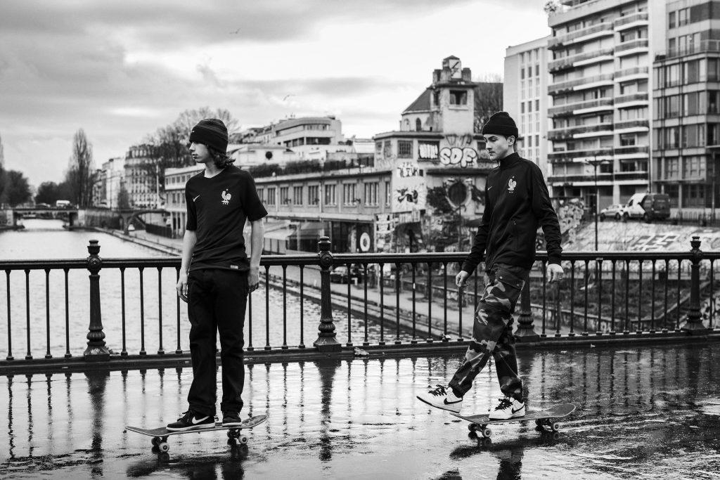 FFF Black Collection inspirée de la Street Culture