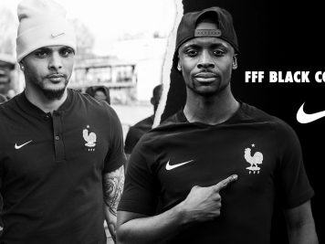 Nike-Football FFF Black Collection