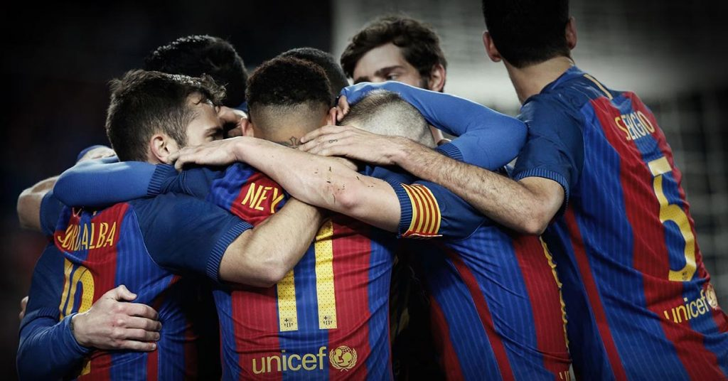Maillot Nike Equipe Fc Barcelonne