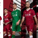 Nouveau maillot de football domicile de Liverpool saison 2017-18 édition limitée pour les 125 ans du club