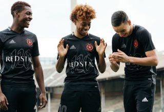 Le Red Star dévoile un maillot collector pour ses 120 ans