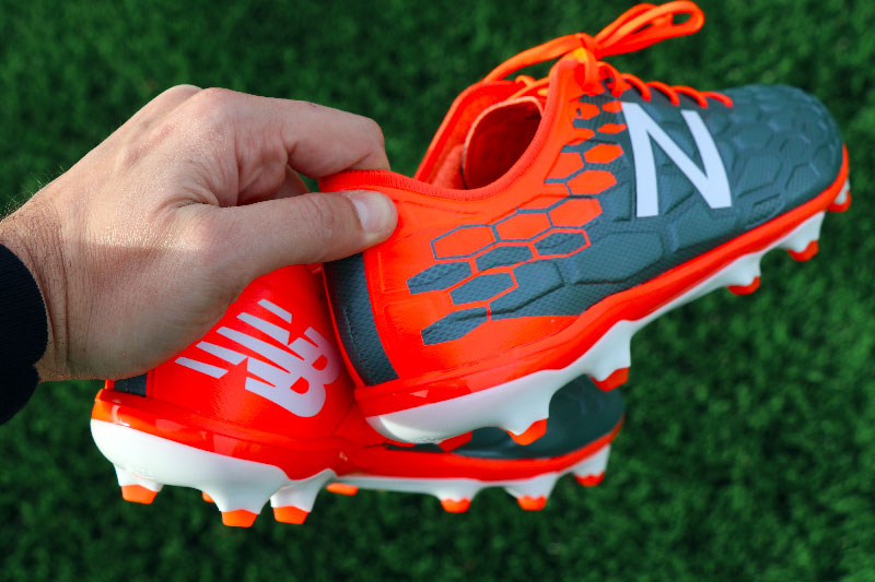 Test Chaussures de foot New Balance