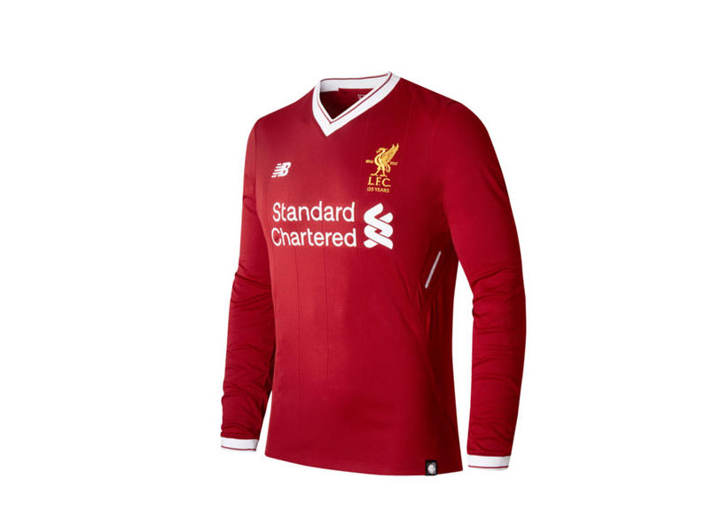 tenue de foot Liverpool 2018