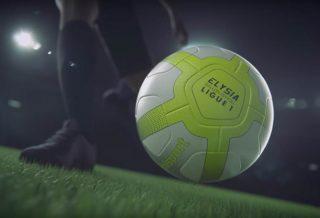 Uhlsports dévoile Elysia le nouveau ballon officiel de la Ligue 1