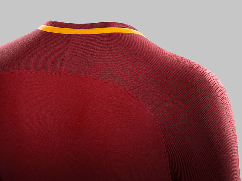 Football Shirt AS Roma 2017-2018