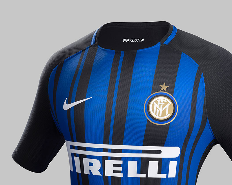 Home Kit Inter Milan Nike 2017-2018