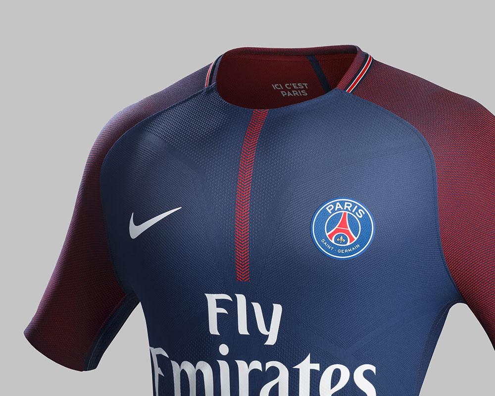 Home Kit PSG 2017-2018