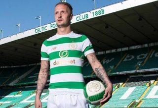 Nouveau Maillot du Celtic Glasgow - Saison 2017-2018