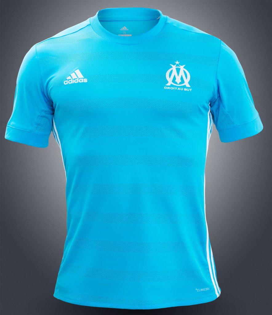Maillot Extérieur de l'Olympique de Marseille - Saison 2017-2018