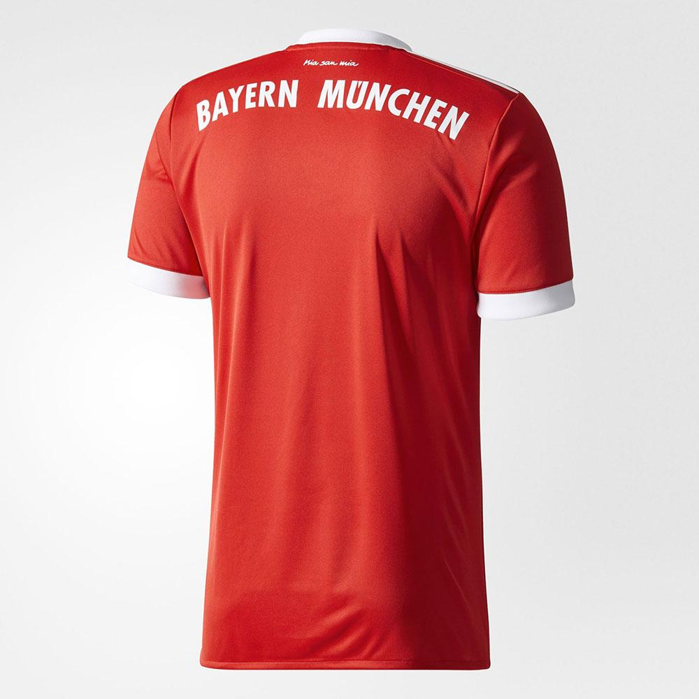 Maillot FC Bayern Munich 2017-18 - AZ7961