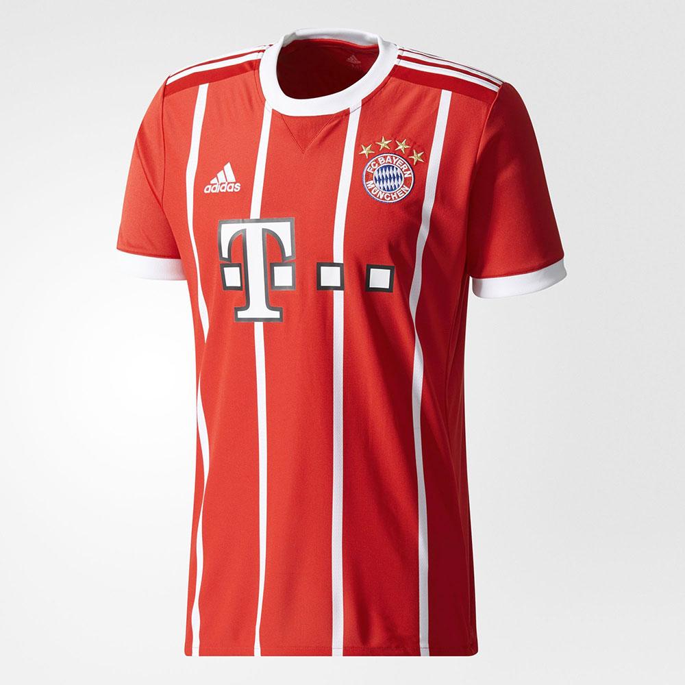 Maillot FC Bayern Munich 2017-2018 - AZ7961