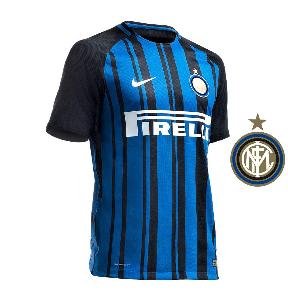 Maillot Inter Milan 2017-2018