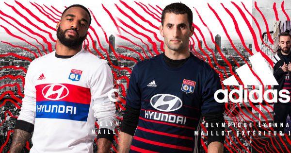Maillot-Olympique-Lyonnais-Saison-2017-2018
