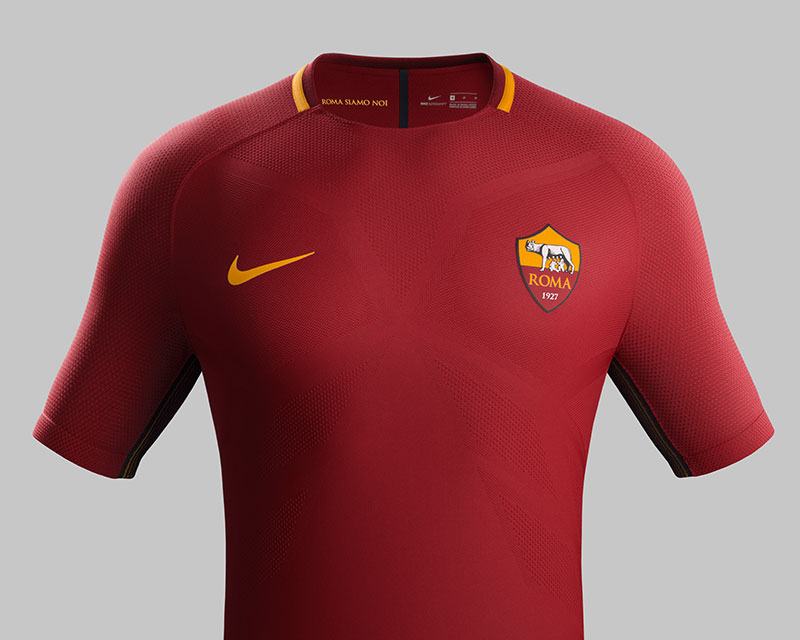 Maillot de Football AS Roma 2018