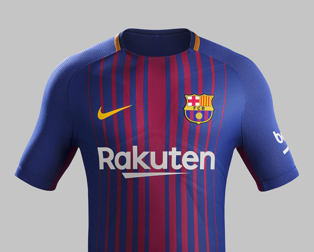 Maillot de Football FC Barcelone 2018