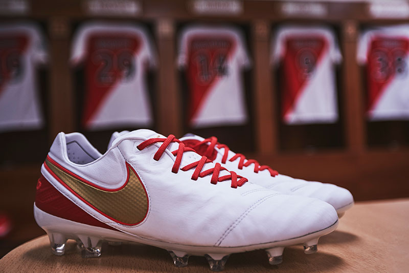 NIKEiD Tiempo Legend VI AS Monaco