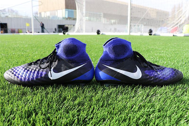 Test des chaussures de foot Nike Magista Obra 2