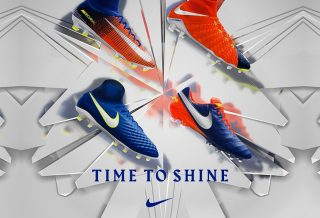 "Nike Football ""TIME TO SHINE"" Pack"