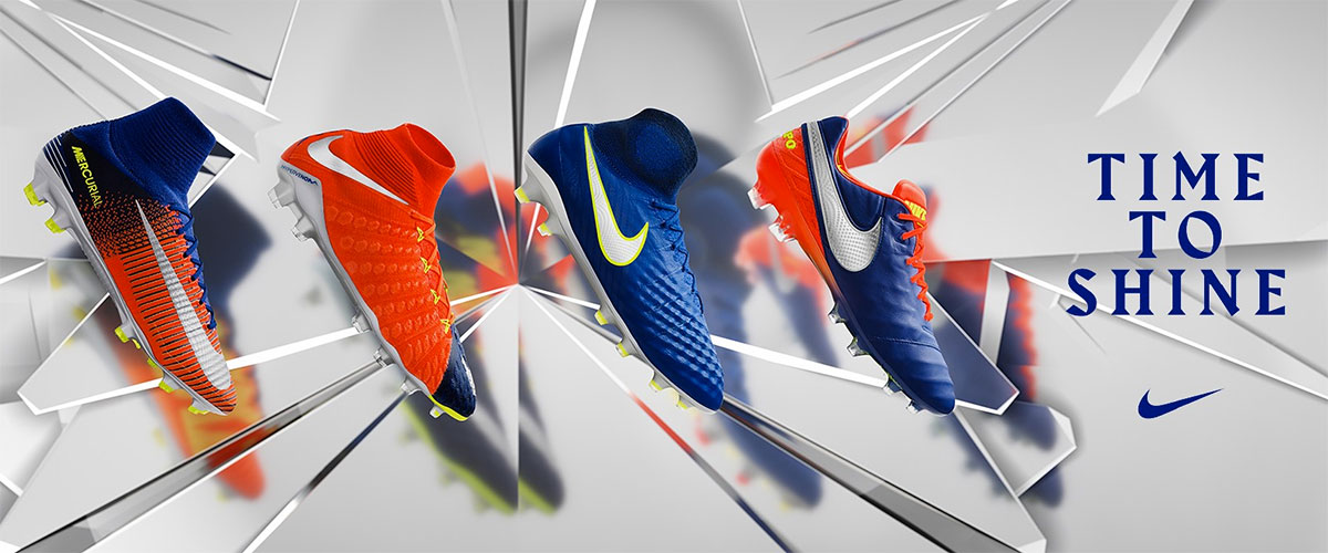 Nike Football Time To Shine Pack