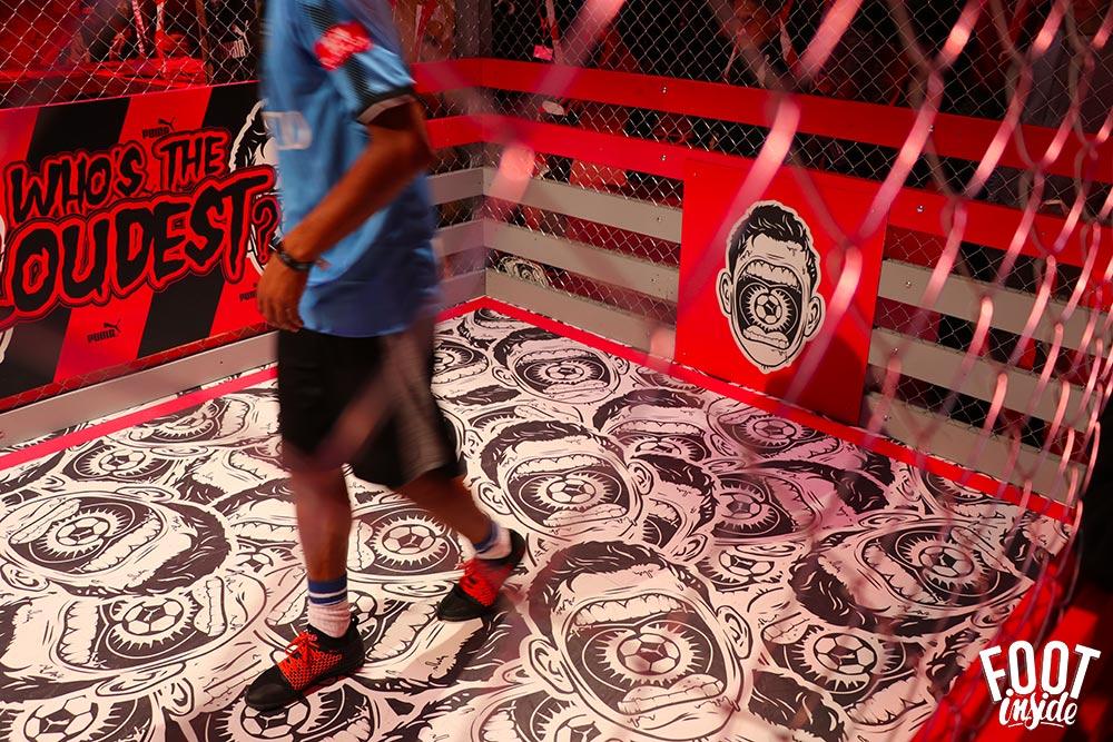 Football Street The Who's Inside Tournoi LoudestFoot Puma PukiOZX