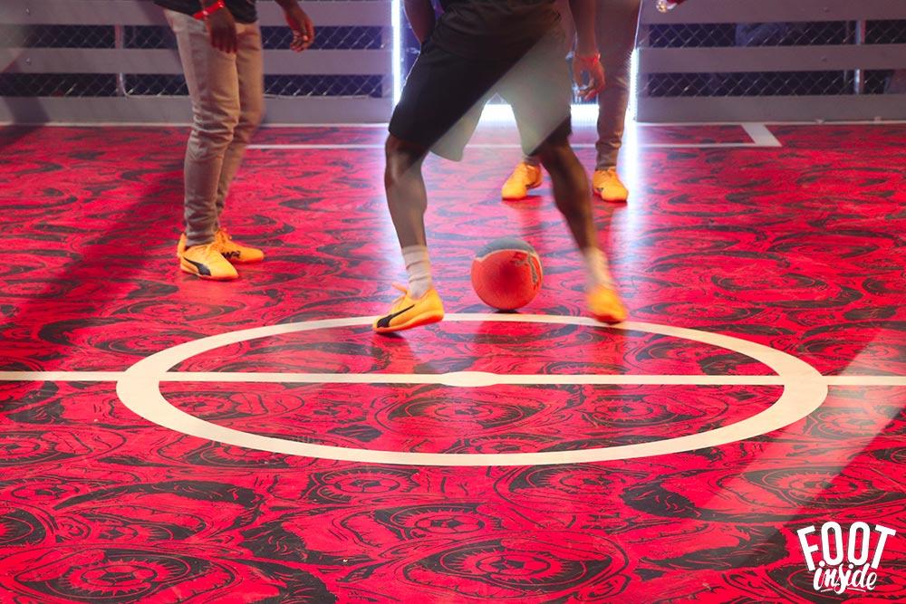 Puma Tournoi Street Football Who's The Loudest   Foot Inside