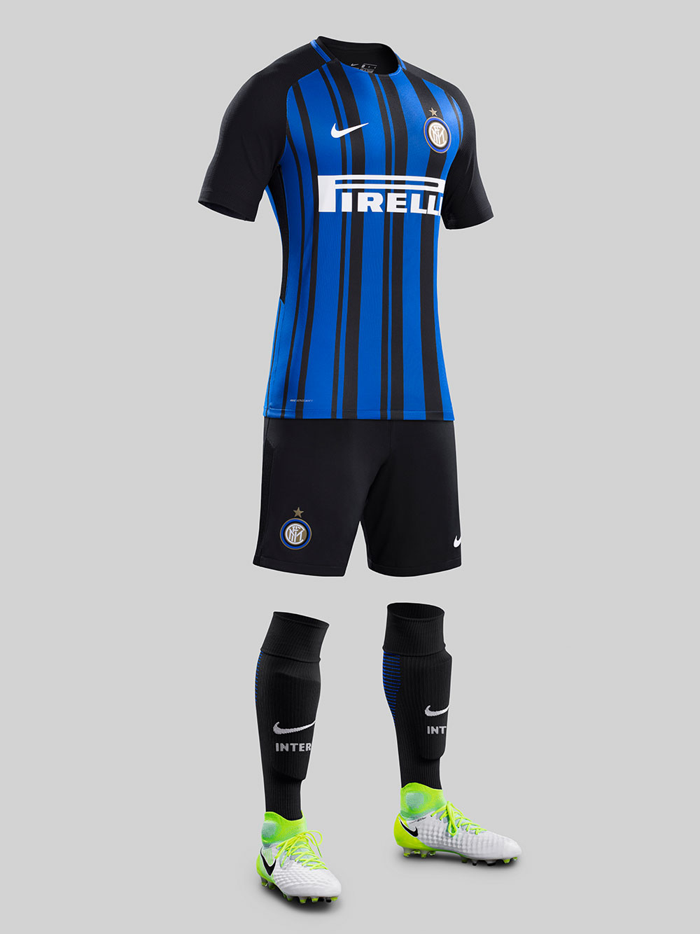 Tenue Officielle Inter Milan 2018