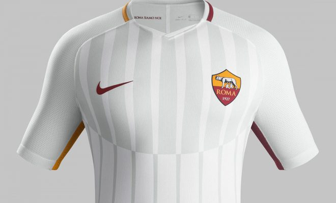 AS Roma Away Kit 2017-18