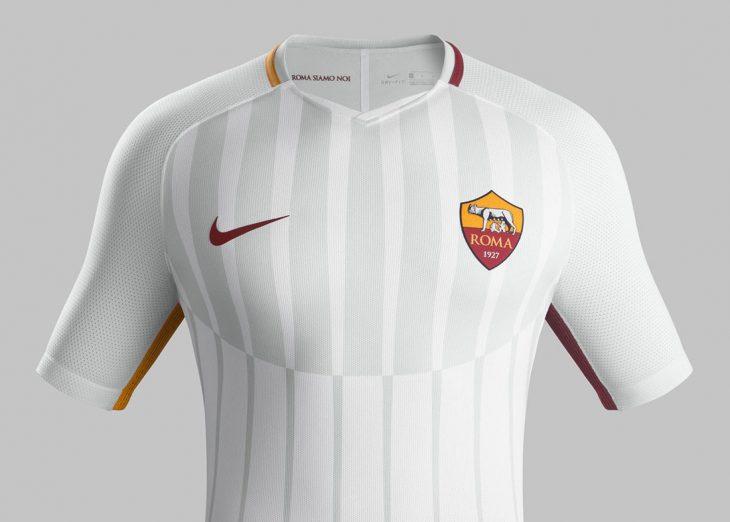 AS Roma Away Kit 2017-18