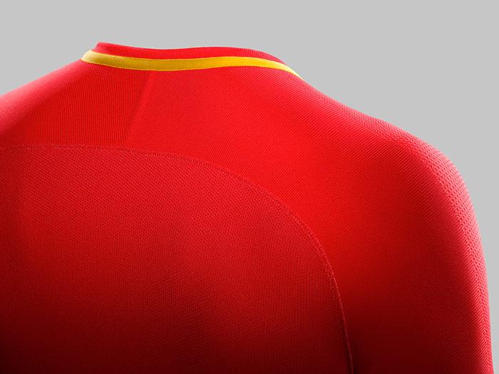 Photo du maillot de Monaco 2017-2018