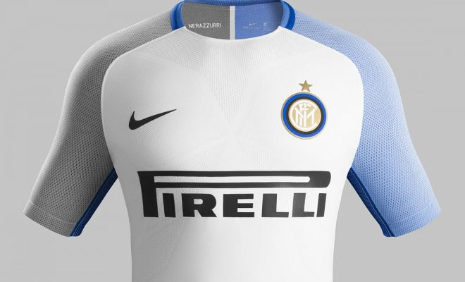 Inter Milan Away Kit 2017-18
