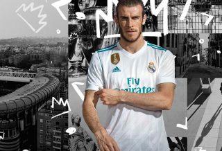 Le Real Madrid présente ses maillots 2017-2018