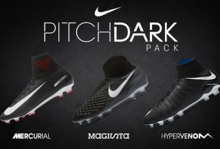 "Nike dévoile son ""Pitch Dark"" pack"