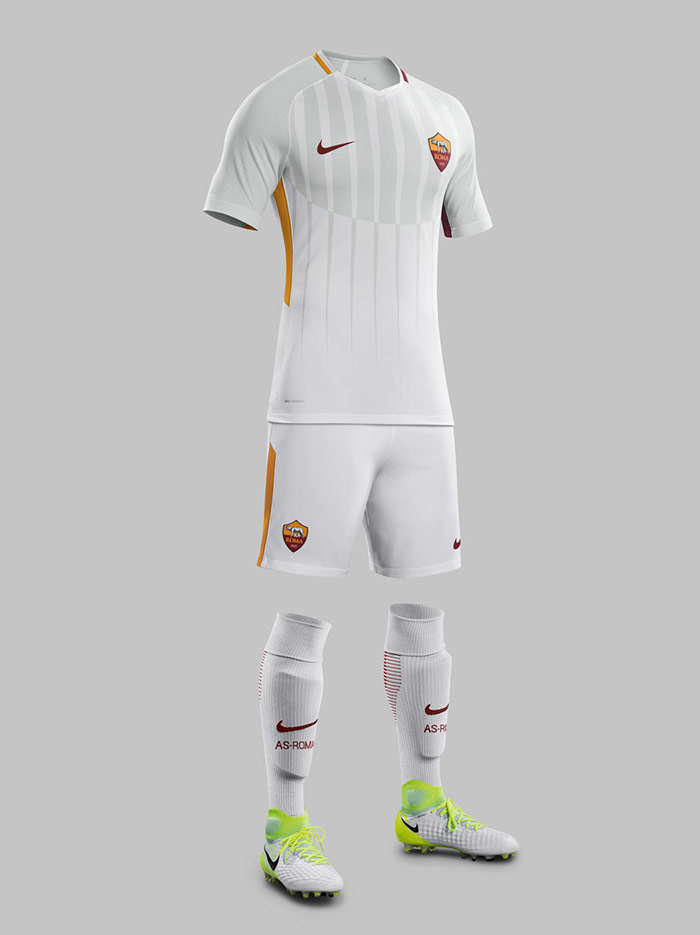 Tenue exterieure AS Roma Away Kit 2017-2018