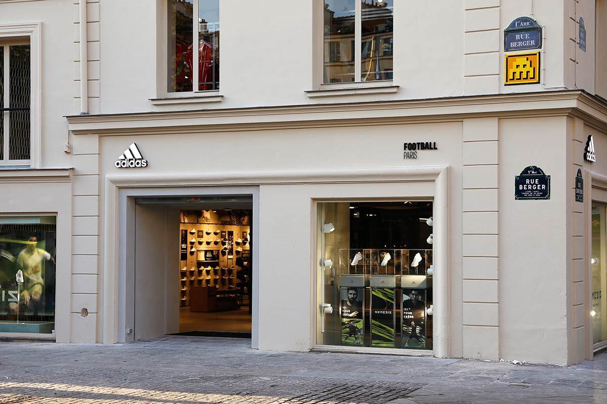 adidas Football Store, un magasin 100% Foot à Paris | Foot
