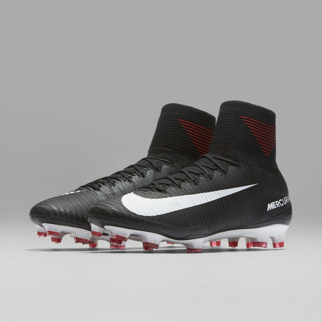 Nike Mercurial SUPERFLY V FG 831940-002 pitch dark