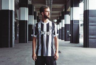 Le maillot de la Juventus saison 2017/2018 dévoilé