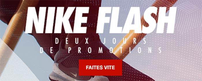 Nike Flash Sale