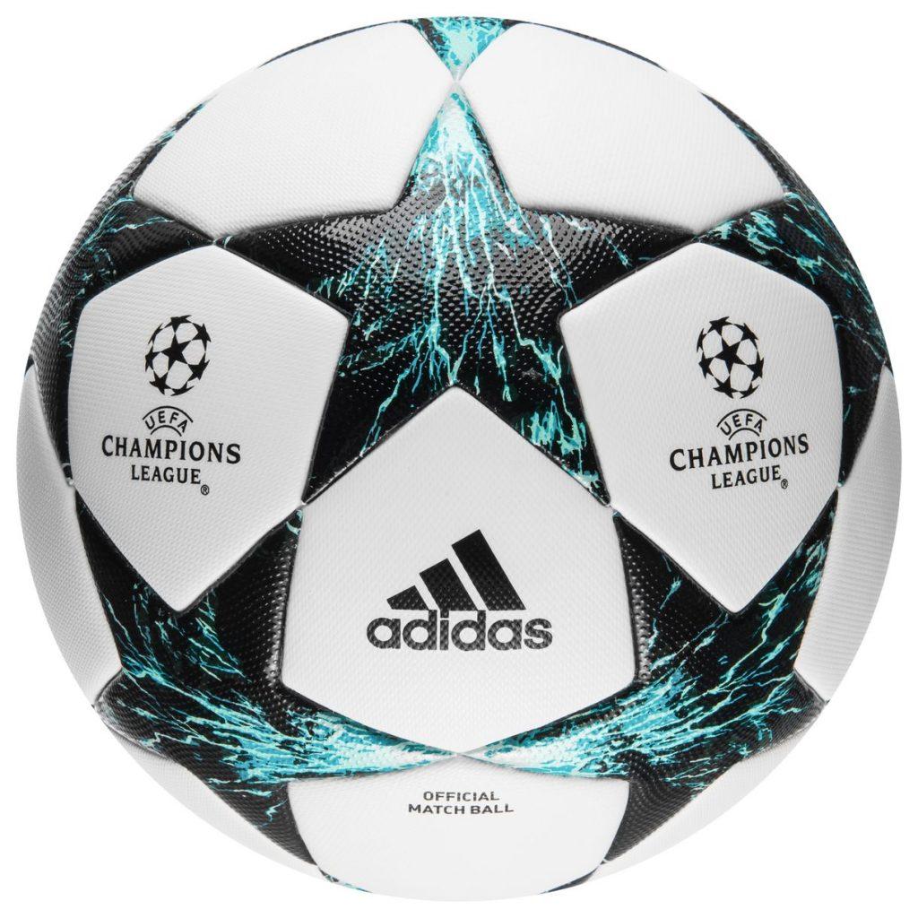 Ballon adidas de la Ligue des Champions 2018