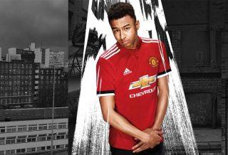Le maillot domicile de Manchester United 2017/18