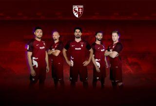 Les maillots du FC Metz Saison 2018 dévoilés