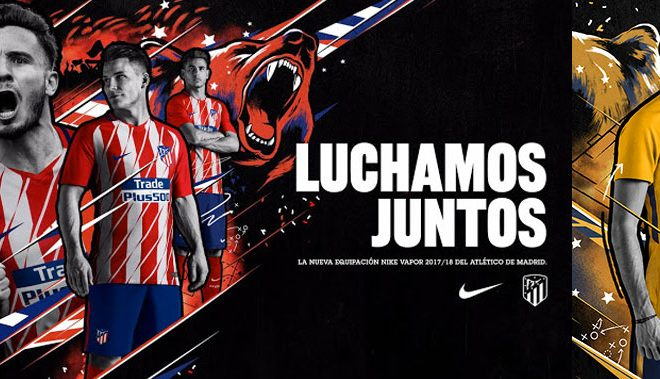 Maillot Foot Atletico Madrid 2018
