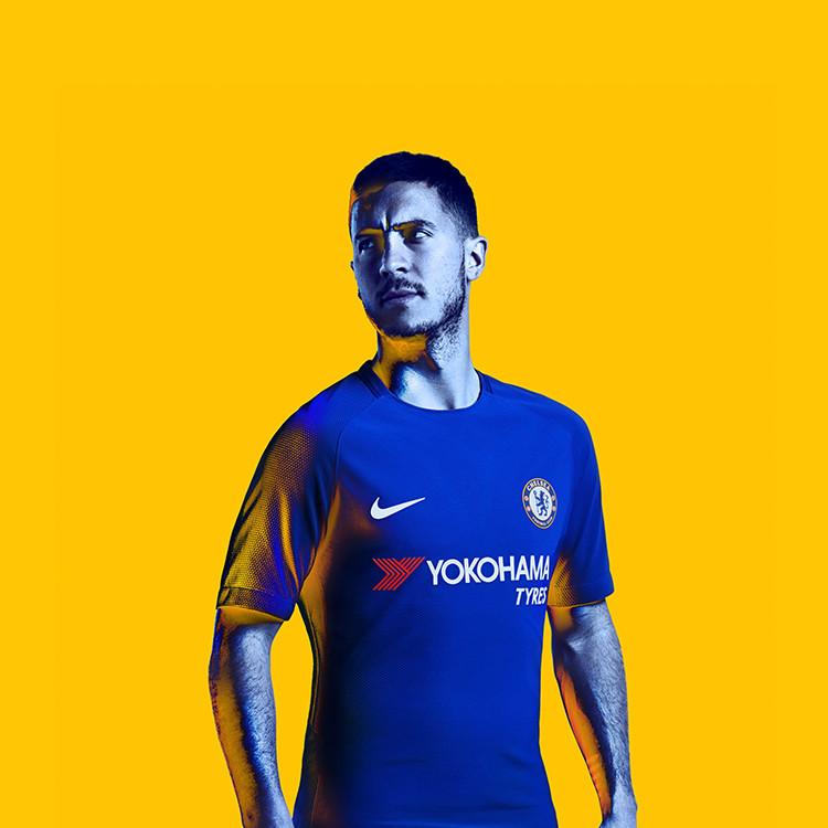 Maillot domicile Chelsea Saison 2017-2018