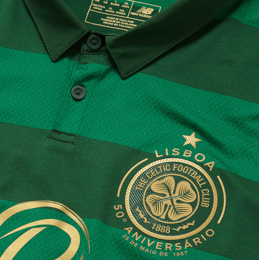 Maillot New Balance Celtic FC