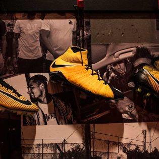 """Nike Football présente """"Lock in. Let loose"""" pack"""