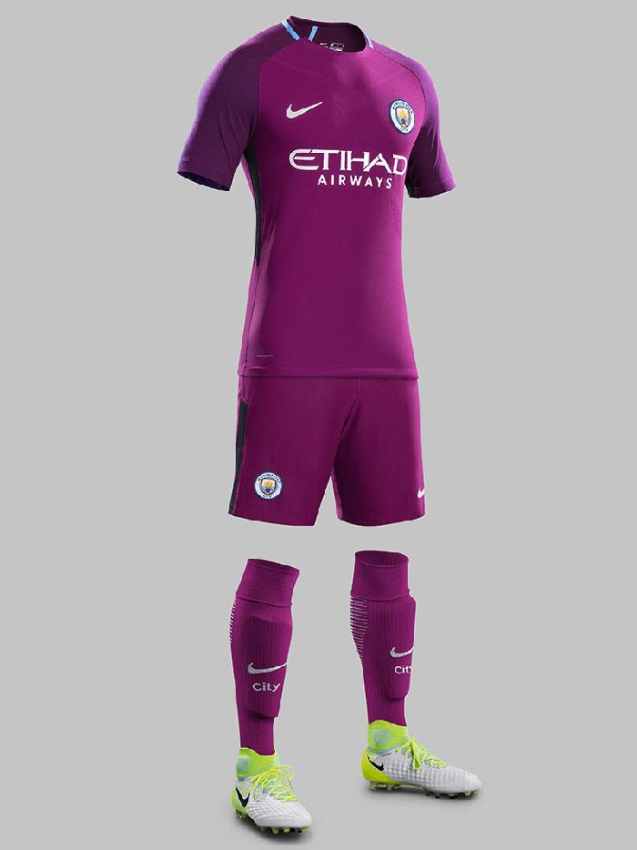 Manchester city d voile son maillot ext rieur 2017 2018 for Manchester united exterieur 2017