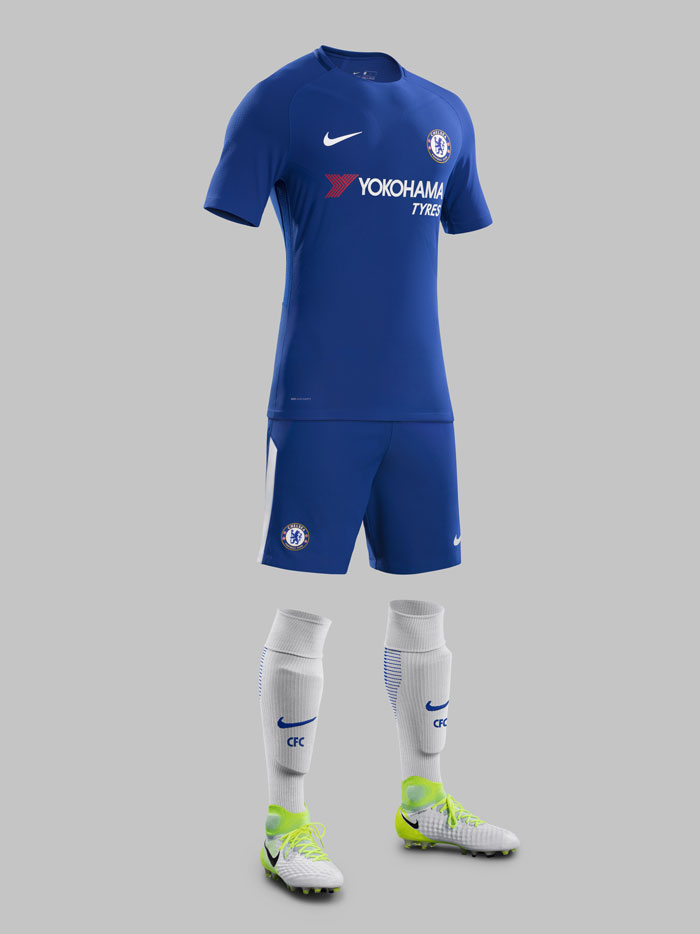 Tenue domicile Chelsea FC - Nike Saison 2017/18