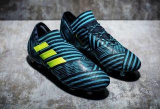 """adidas dévoile un coloris """"Ocean Storm"""" pour la Nemeziz"""