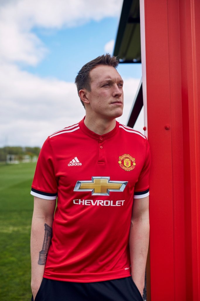 Home Kit Manchester United 2018