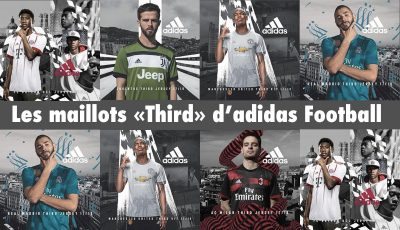 Maillot de Football adidas Third 2018