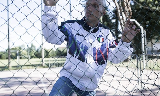 Diadora Roberto Baggio Collection 2017